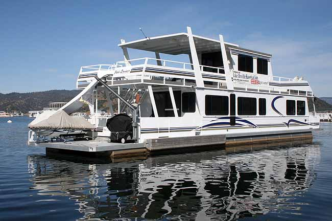 Lake Oroville Houseboat Sales - Houseboats for Sale